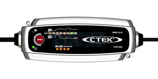 CTEK MXS 5.0 autolader