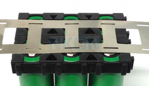 1 meter nikkel batterijsoldeerstrip - 39.5mm*0.15mm - voor 26650 SPACER