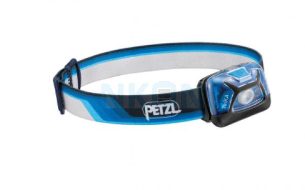 Petzl Tikka Core Blauw Hoofdlamp - 300 Lumen (Limited edition)