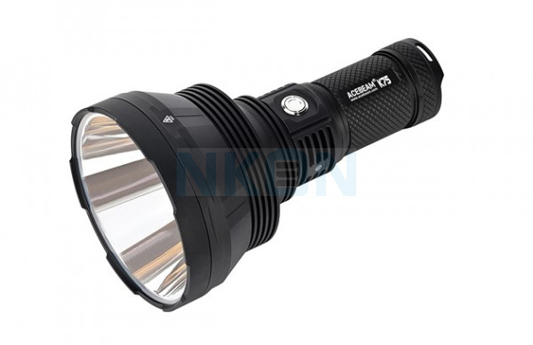 Acebeam K75 Ultra-High Performance Zaklamp