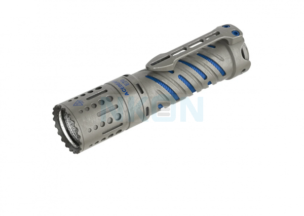 Acebeam E70-Titanium Stonewash XHP70.2 Zaklamp (6500K)