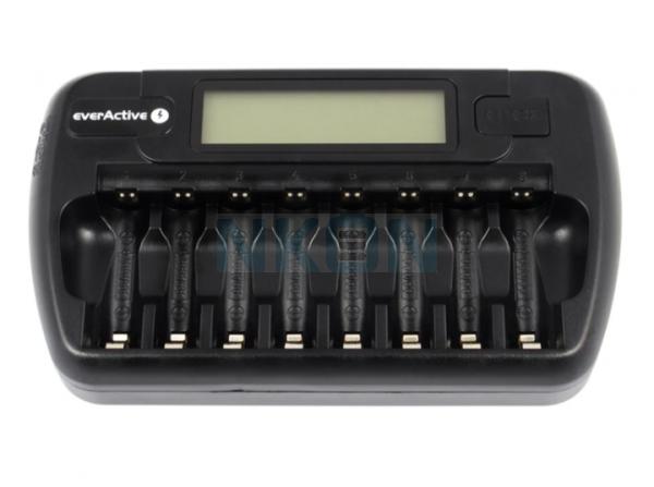 EverActive NC800 batterijlader