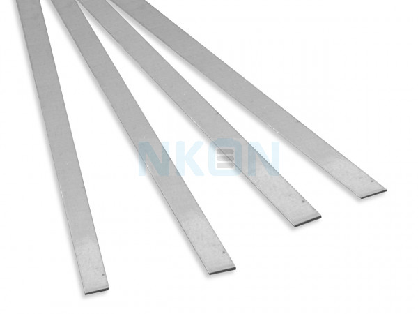 1 meter nikkel batterijsoldeerstrip - 7mm*0.12mm