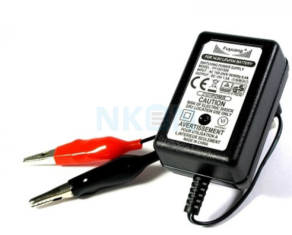 Enerpower/ Fuyuang 14.6V LiFePo4 acculader - 1.5A
