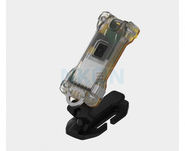 Armytek Zippy - Sleutelhanger Extended Set Lampje - Geel