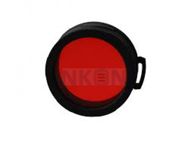 Nitecore Filter 60MM Rood