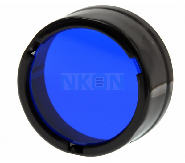 Nitecore Filter - Diffusor 25.4 mm - Blauw
