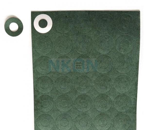 1x 20700/21700 isolatiepapier groen