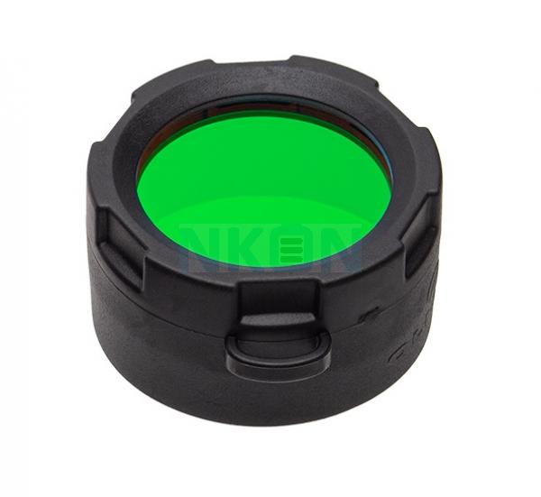 Olight Groen Filter M21-M22-M23-R40-R50-WARRIOR X(D40-G)