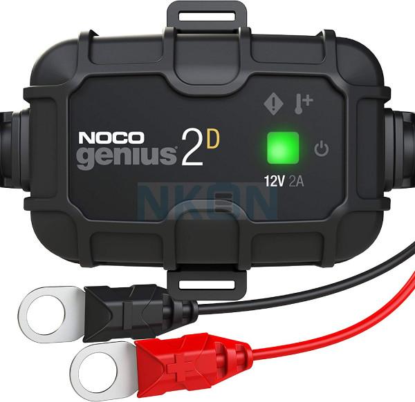 Noco GENIUS2D Multicharger 12V - 2A