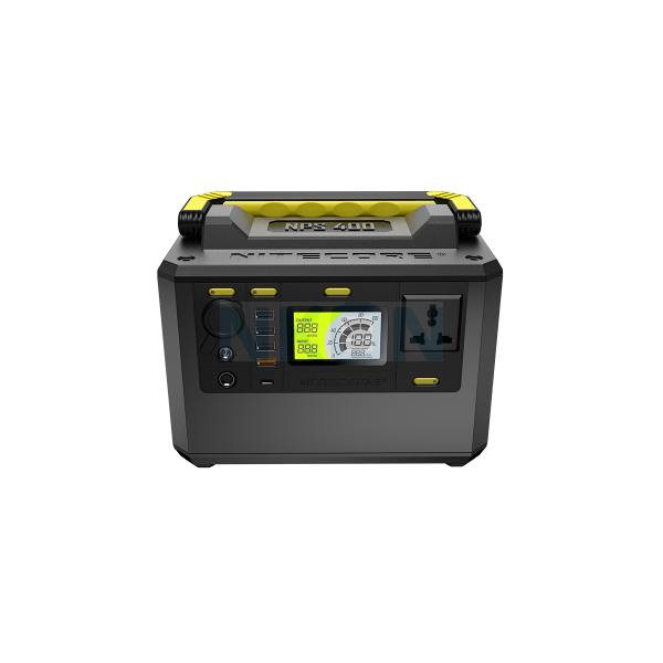 Nitecore NPS400 Portable outdoor power station - 220V - 421Wh