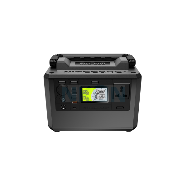 Nitecore NPS600 Portable outdoor power station - 220V - 594Wh