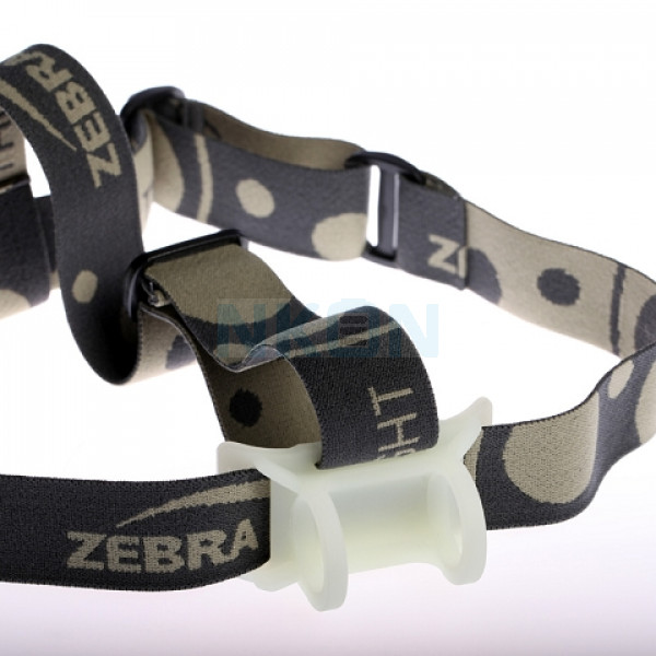 H600/H603/H604 Headband with glow in the dark silicone holder