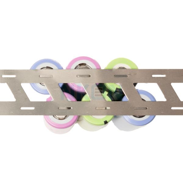 1 meter nikkel batterijsoldeerstrip gaten - 23mm*0.15mm voor 18650