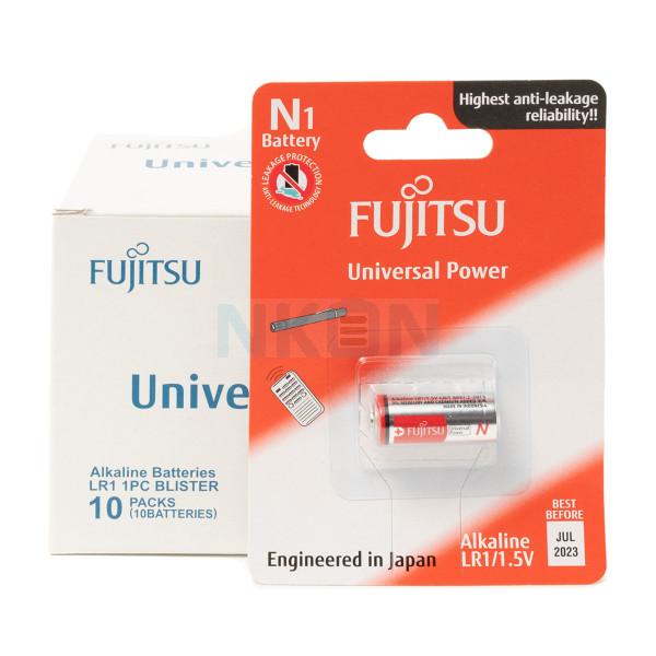10x N (LR1 / E90 / MN9100) Fujitsu Universal Power - 1.5V