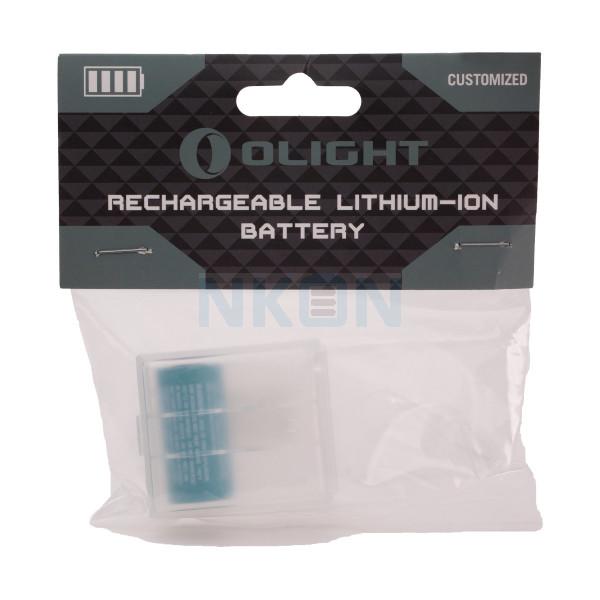 Olight RCR123A Accu voor S1RII Baton / Perun Mini