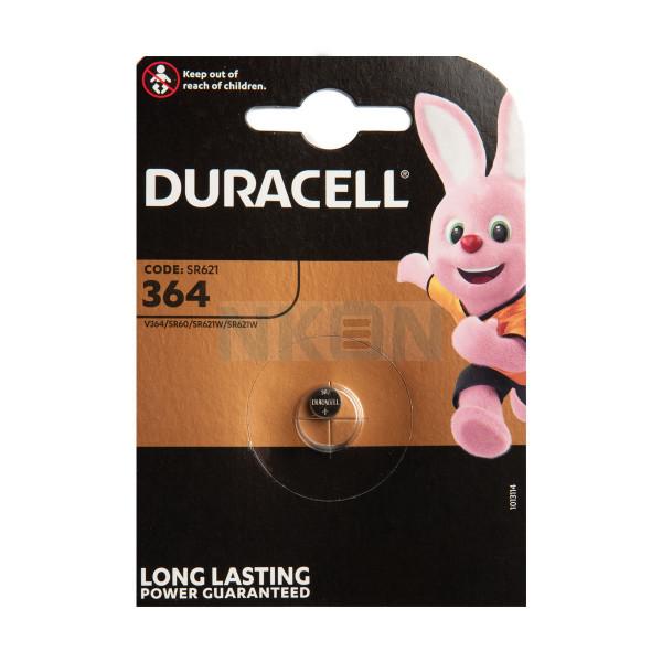 Duracell 364 (SR621/SR60)- 1.5V
