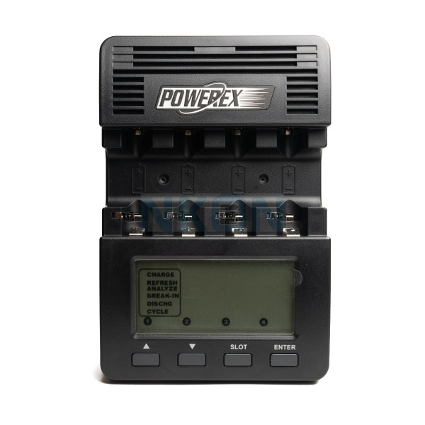 Maha Powerex MH-C9000 batterijlader