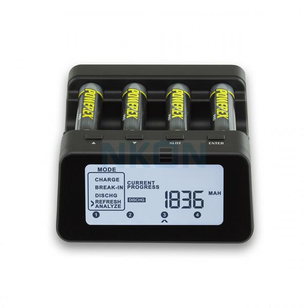 Maha Powerex MH-C9000 PRO batterijlader