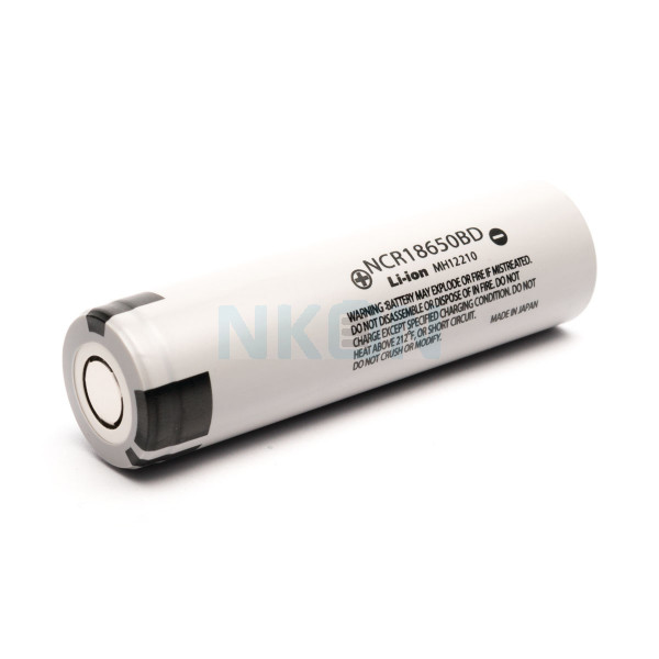 Panasonic NCR18650BD 3200mAh - 10A