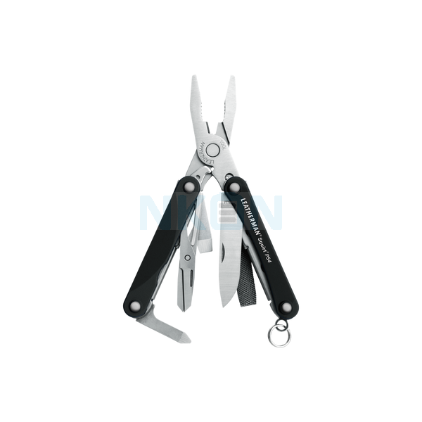 Leatherman - Squirt PS4 Sleutelhanger - Multitool
