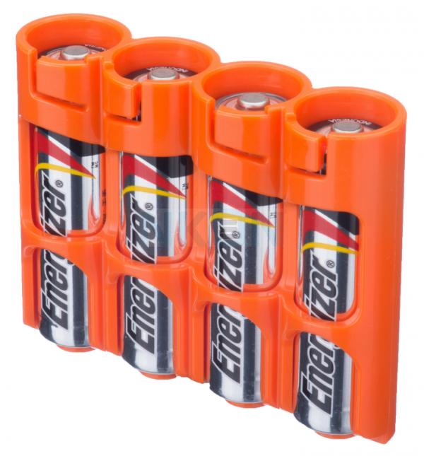 4 AA Powerpax Battery case