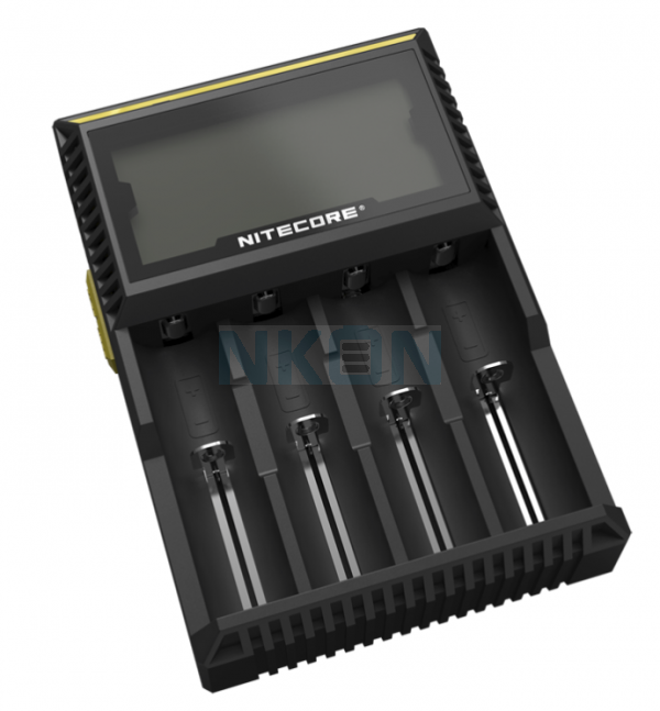 Nitecore Digicharger D4 batterijlader