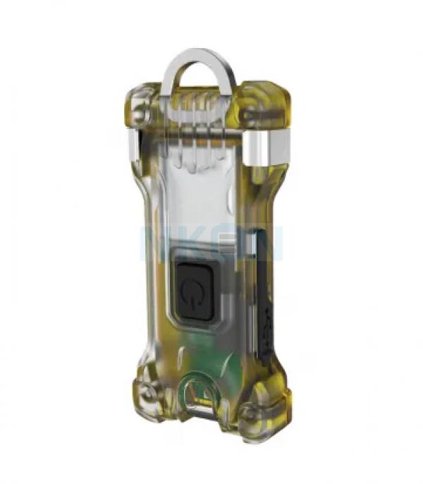 Armytek Zippy - Sleutelhanger Lampje - Geel
