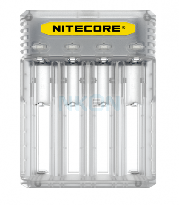 Nitecore Q4 batterijlader  - Lemonade