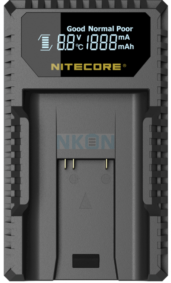Nitecore ULM9 -  Leica BL1-312