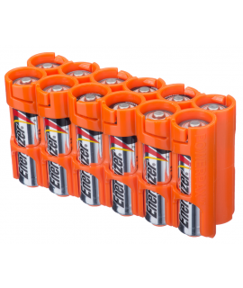 12 AA Powerpax Battery case