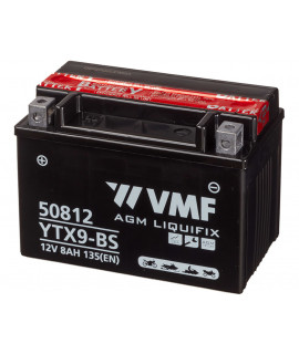 VMF Powersport MF 12V 8Ah Loodaccu