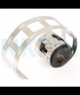 1 meter nikkel batterijsoldeerstrip  - 37mm*0.15mm