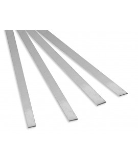 1 meter nikkel batterijsoldeerstrip - 7mm*0.20mm