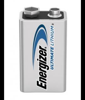Energizer 9V Lithium Batterij - blister