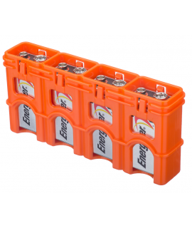 4 9V Powerpax Battery case