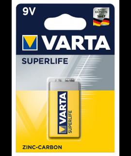 9V Varta Superlife