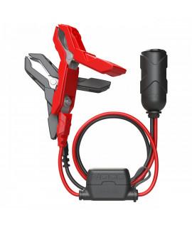 Noco Genius GC017 12 Volt stekker met batterijklemmen
