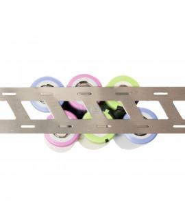 1 meter nikkel batterijsoldeerstrip 26.2mm*0.15mm - voor 21700