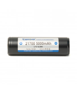 Keeppower 21700 5000mAh (protected) - 15A