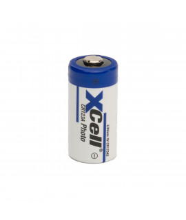 CR123A Xcell Photo Lithium - 3V
