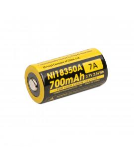 Nitecore NL18350A 700mAh - 7A
