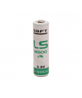 SAFT LS14500 / AA Lithium batterij - 3.6V
