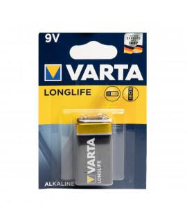 9V Varta Longlife