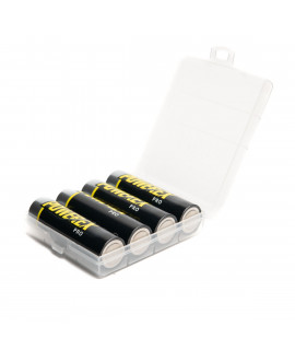 4 AA Maha Powerex Pro Precharged - 2550mAh