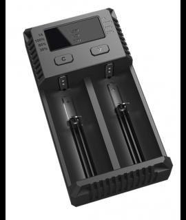 Nitecore Intellicharger i2 batterijlader