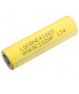 LG ICR18650-HE4 2500mAh - 20A