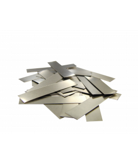 Nikkel batterijsoldeerstrip - geknipt - 6mm*0.20mm