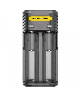 Nitecore Q2 batterijlader  - Blackberry