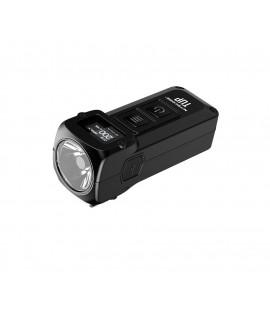 Nitecore TUP - 1000 Lumens Sleutelhangerlamp oplaadbaar EDC - Zwart